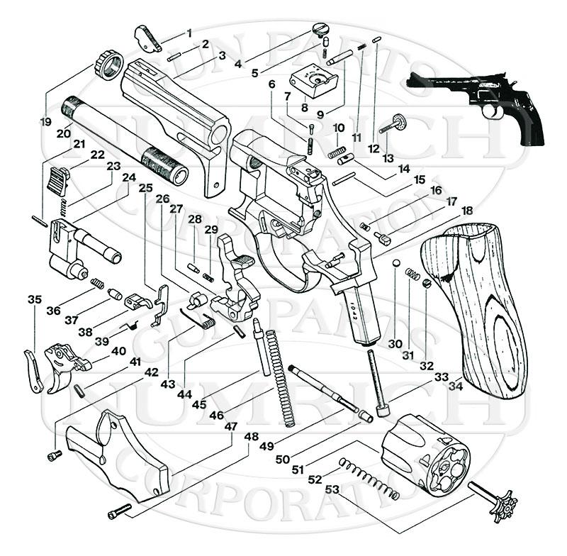 Dan Wesson 12 gun schematic