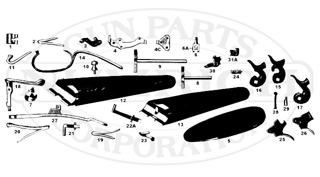 Fulton Special (Fulton & Fulton) gun schematic