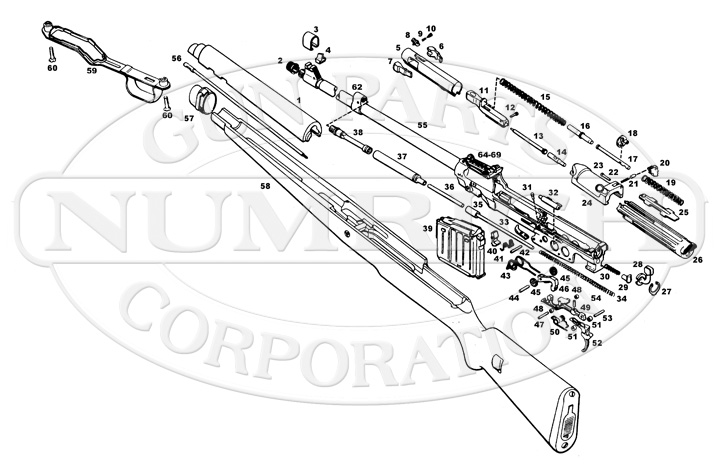G43 G43 gun schematic