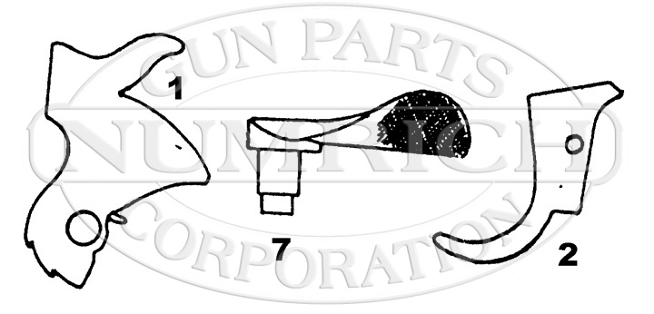 single shot coil spring shotgun schematic