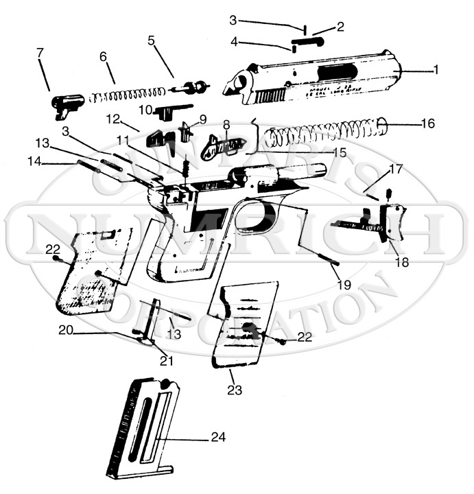 Jennings 9mm Parts Schematic Best Site Wiring Harness