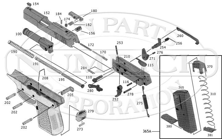 P-11 Schematic | Numrich