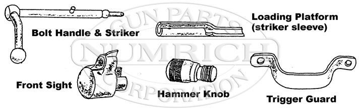Kessler Pellet Gun 22 gun schematic