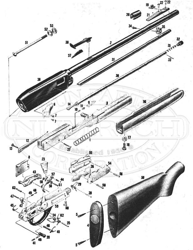 Kodiak 260 gun schematic