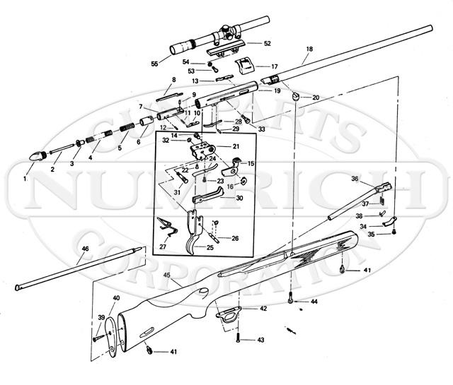 mossberg rifles 377 gun schematic