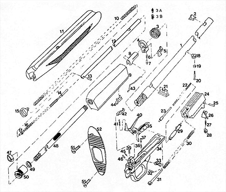 marlin model 1895 parts diagram