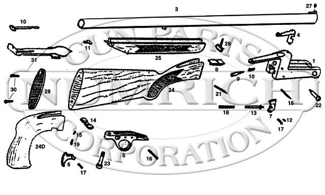 Pedretti Youth gun schematic