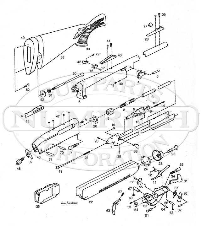 750 woodsmaster schematic numrich remington rifles 750 woodsmaster gun schematic sciox Choice Image