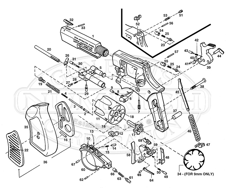 sp101 schematic