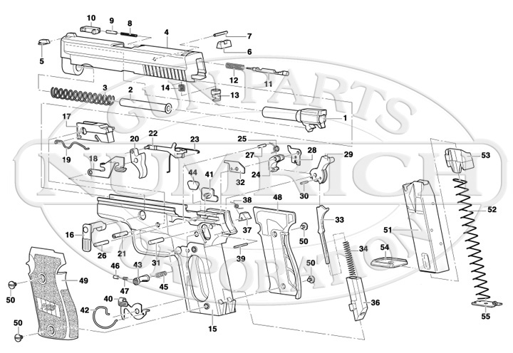 Walther P22 Parts Diagram Wiring Diagram Library