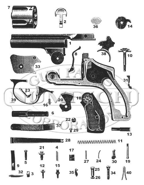 36 S Amp W Accessories Numrich Gun Parts Readingrat Net