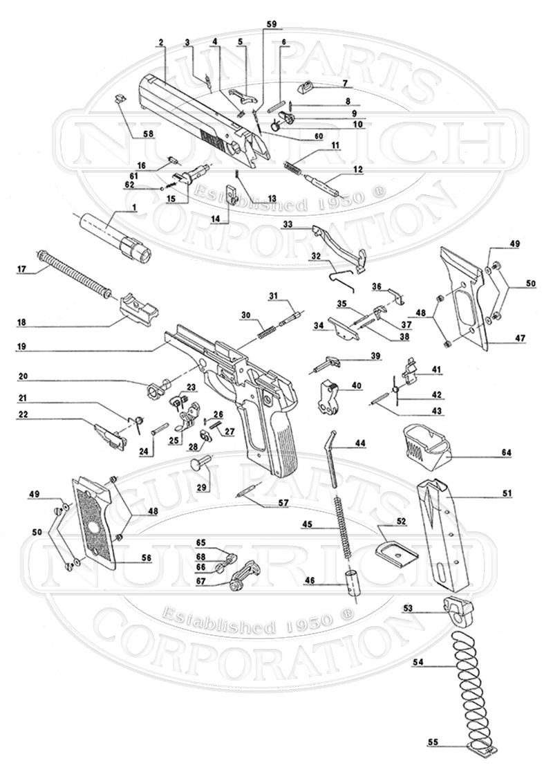 8000 cougar series schematic