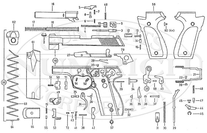 Walther Parts Diagram 25buchner Sprachdienstleistungende