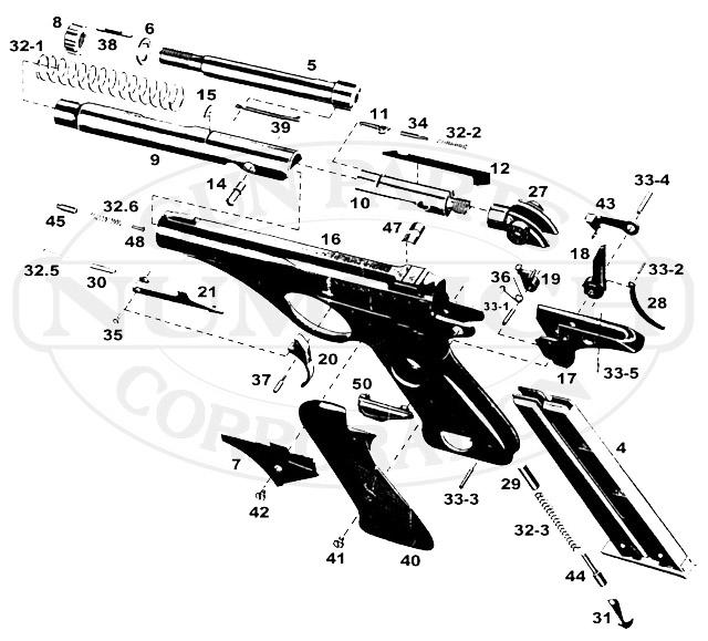 Whitney Wolverine gun schematic