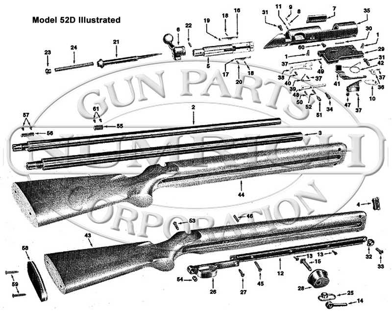 surplus gun parts kits
