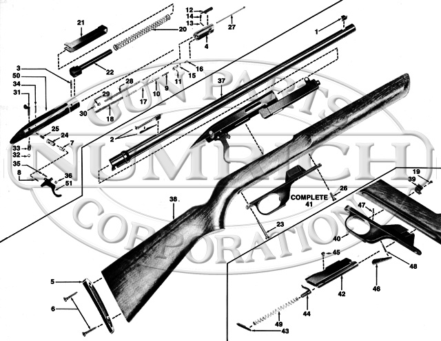 winchester 101 parts schematic  winchester  get free image