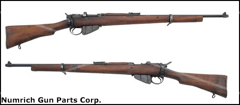 Khyber Pass Lee-Enfield No.1 MK 1 Display Rifle