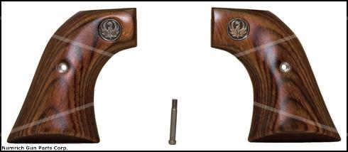 Grip Panels, Complete, New Factory Original