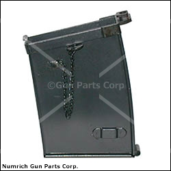 Magazine, 20 Round, Detachable, Blued, New Reproduction (German Marked)