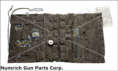 Spare Parts & Tool Roll