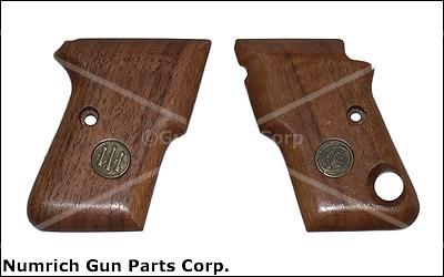 Grips, Walnut (w/ Safety Cut)