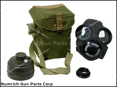 Gas Masks & Accessories