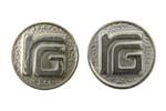 RG Letter Grip Medallion Set