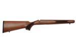 Stock, Sporter, .22LR, Checkered Walnut w/ Grip Cap, Rifle Pad & QD Swivel Studs