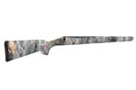 Stock, L/A, ADL, RH, Synthetic, Checkered, Realtree Hwds HD Gray Camo, New