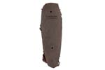 Recoil Pad, Magnum, Non-Ventilated, Brown, Basketweave, New