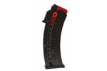 Magazine, .22 LR, 10 Round, , New Repro (Black Finish w/Red Plastic Follower)