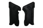Grips, New Original, Black Hard Rubber