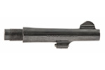 "Standard Barrel with 1/8"" Blued-Steel Front Sight Blade"