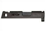 CS40 - .40 S&W - Matte Blue Carbon Steel - Traditional Double/Single Action - Manual Safety - Fixed Sight