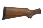 Stock, 12 Ga., Checkered Walnut w/ Rifle Pad