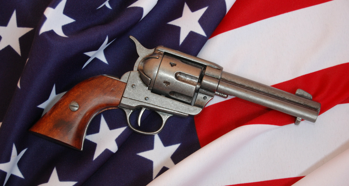 A History of United States Military Sidearms, Part 2