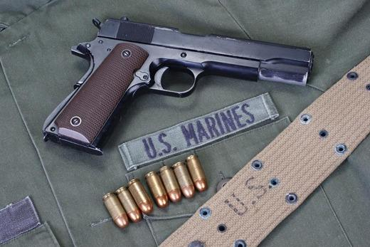 A History of United States Military Sidearms, Part 4: 1946 - 2000
