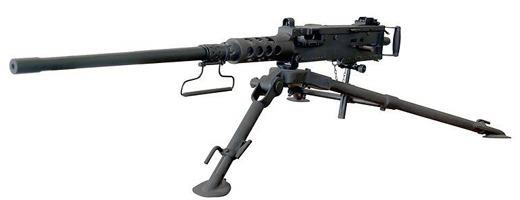 M2 Ma Deuce .50 Cal Machine Gun - What Does 'Ma Deuce' Mean?