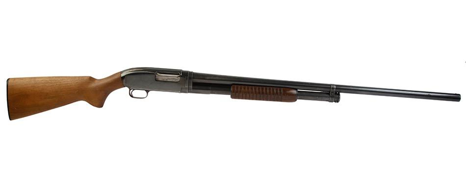 The Historic Winchester Model 12