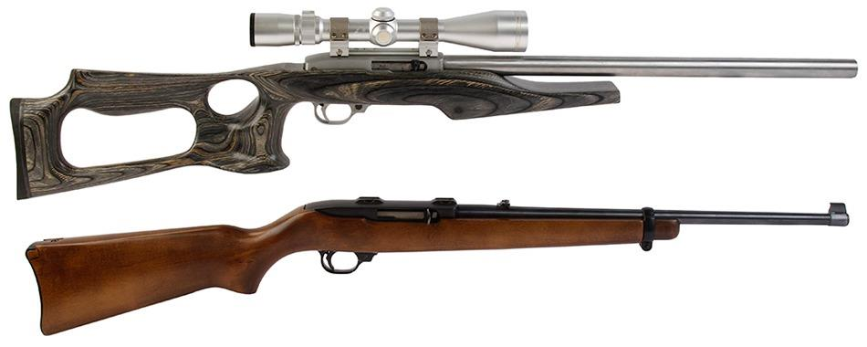 The Customizable Ruger 10/22