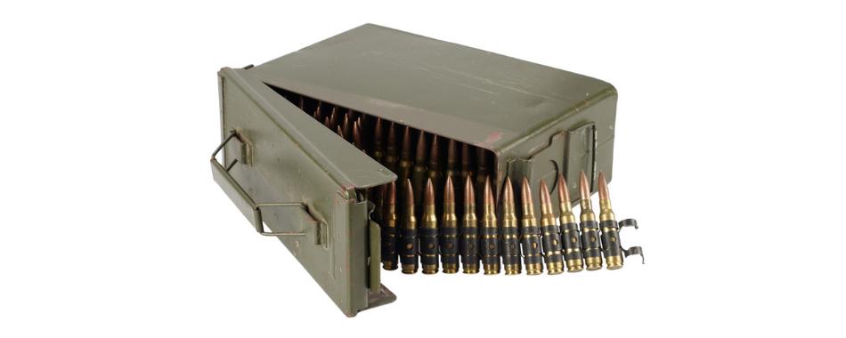 Proper Storage of Guns and Ammo