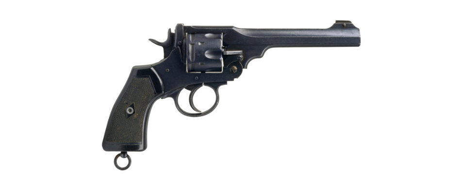 Webley Revolvers: Arms of the Empire