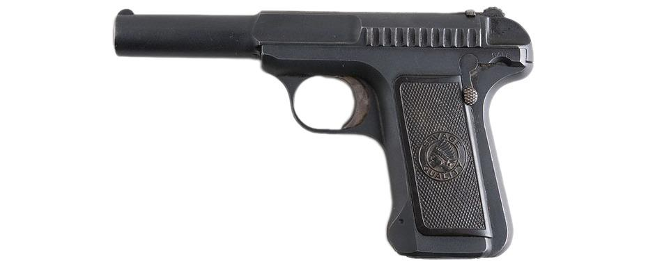 Savage 1907 Semi-Automatic Pistol