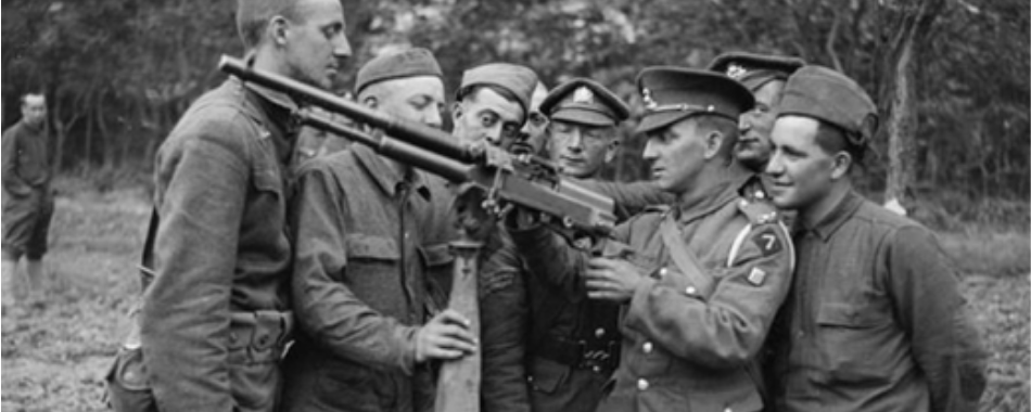 A History of United States Military Sidearms, Part 3: 1911 - 1945
