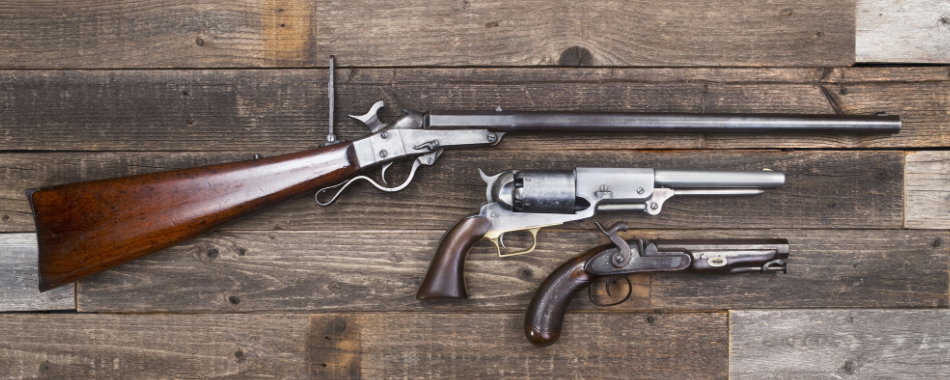 A History of United States Military Sidearms