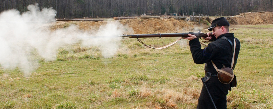 Enfield P53 Muskets in the Civil War