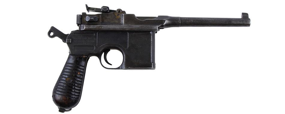A Look at the Mauser C96