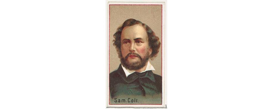 Samuel Colt – a True Pioneer of the Firearm Industry