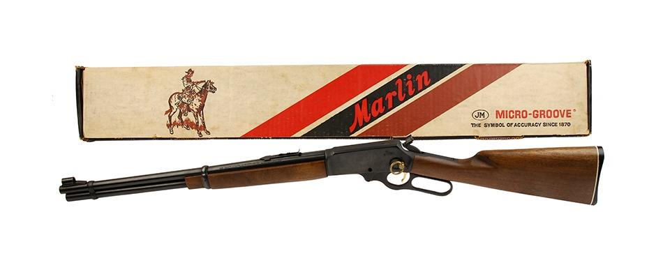 Marlin Firearms – Through the Years