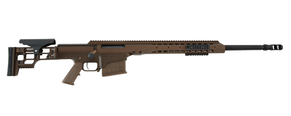 Barrett Firearms: A new era of innovation